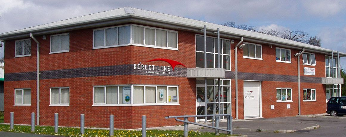 Direct Line building in North Wales