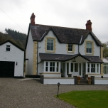 Country house restoration, Denbighshire