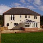 House refurbishment and extension, Flintshire